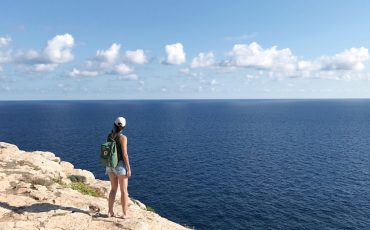 Day trip from Ibiza Formentera Spain