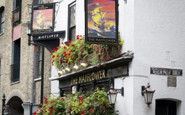 The Mayflower Pub London