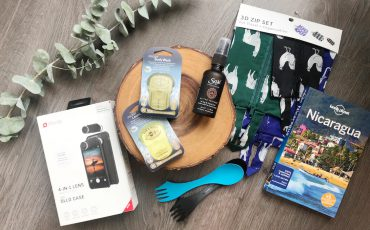 gift ideas for someone going travelling
