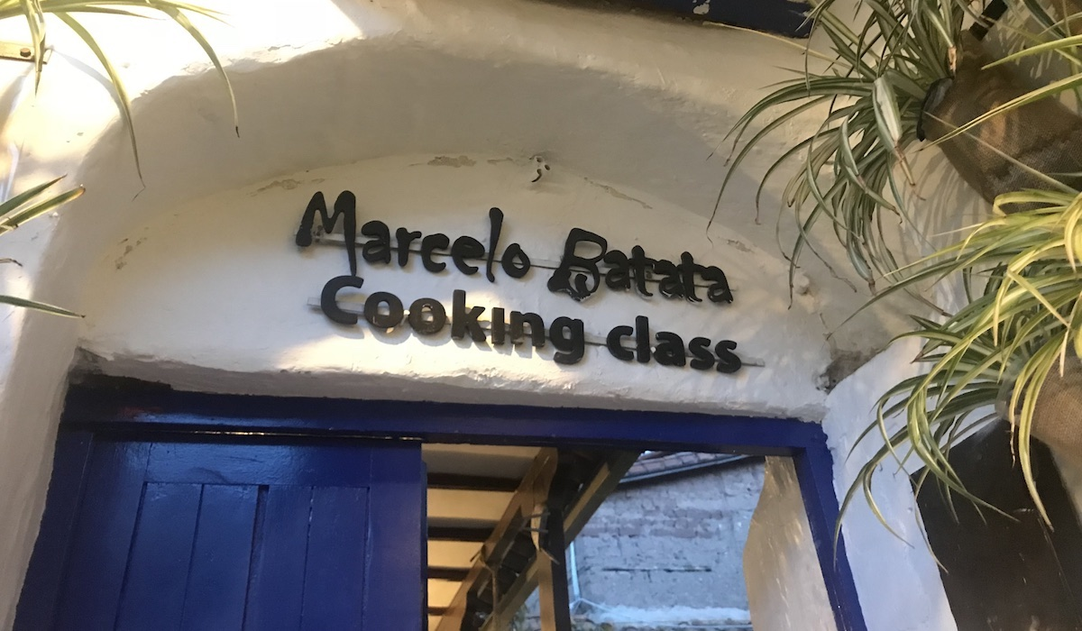Marcelo Batata Cooking Class in Cusco Peru