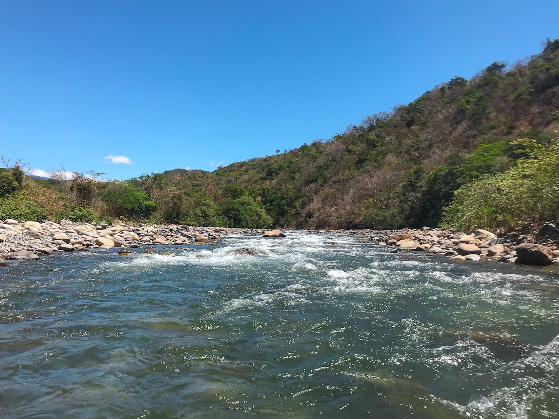 White Water Rafting in Boquete, Panama