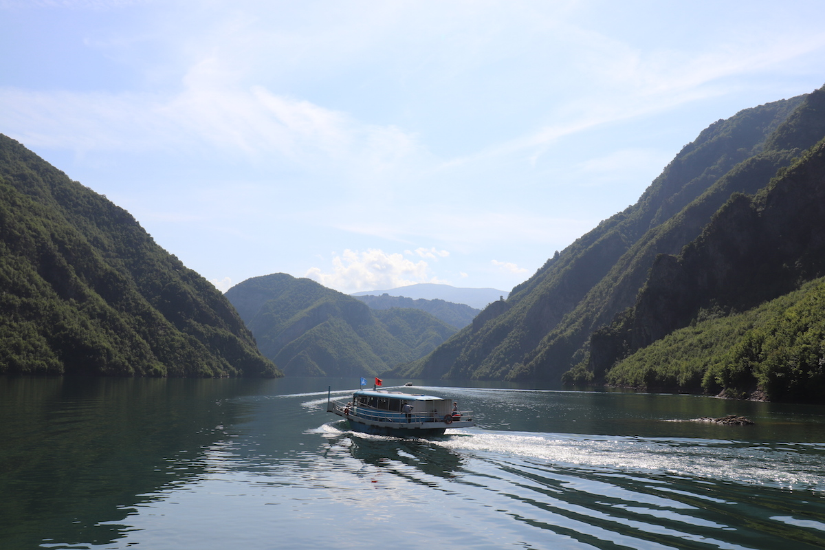 $6 USD For a 3-Hour Ferry Ride in Albania
