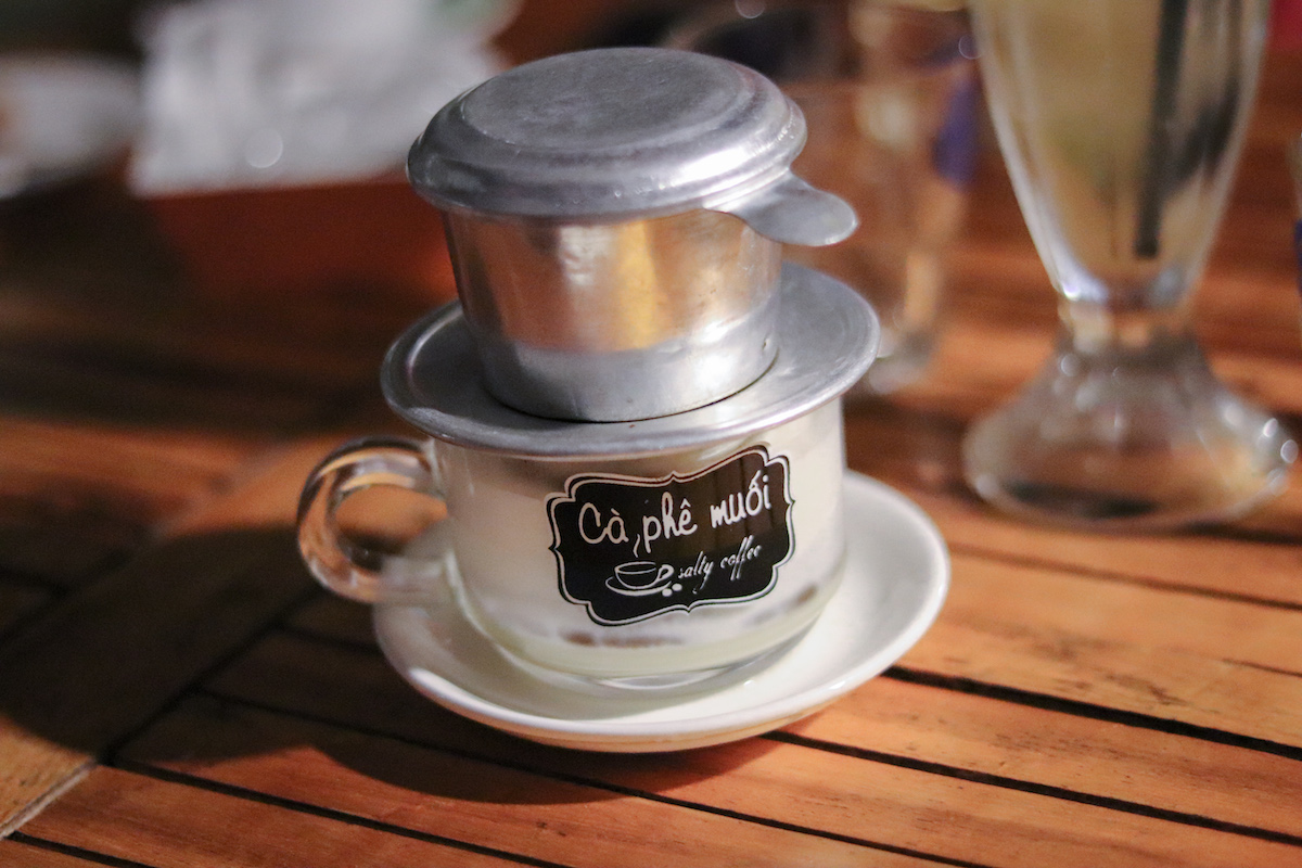 Hue Food Tour | Salty Coffee